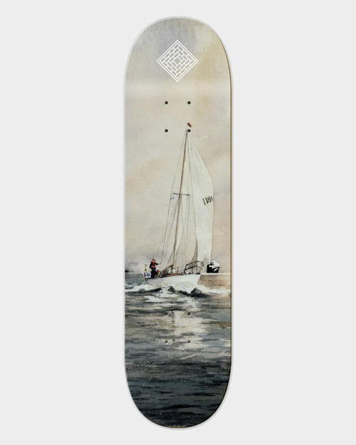 The National The National Deck Resail Medium Concave 8.375