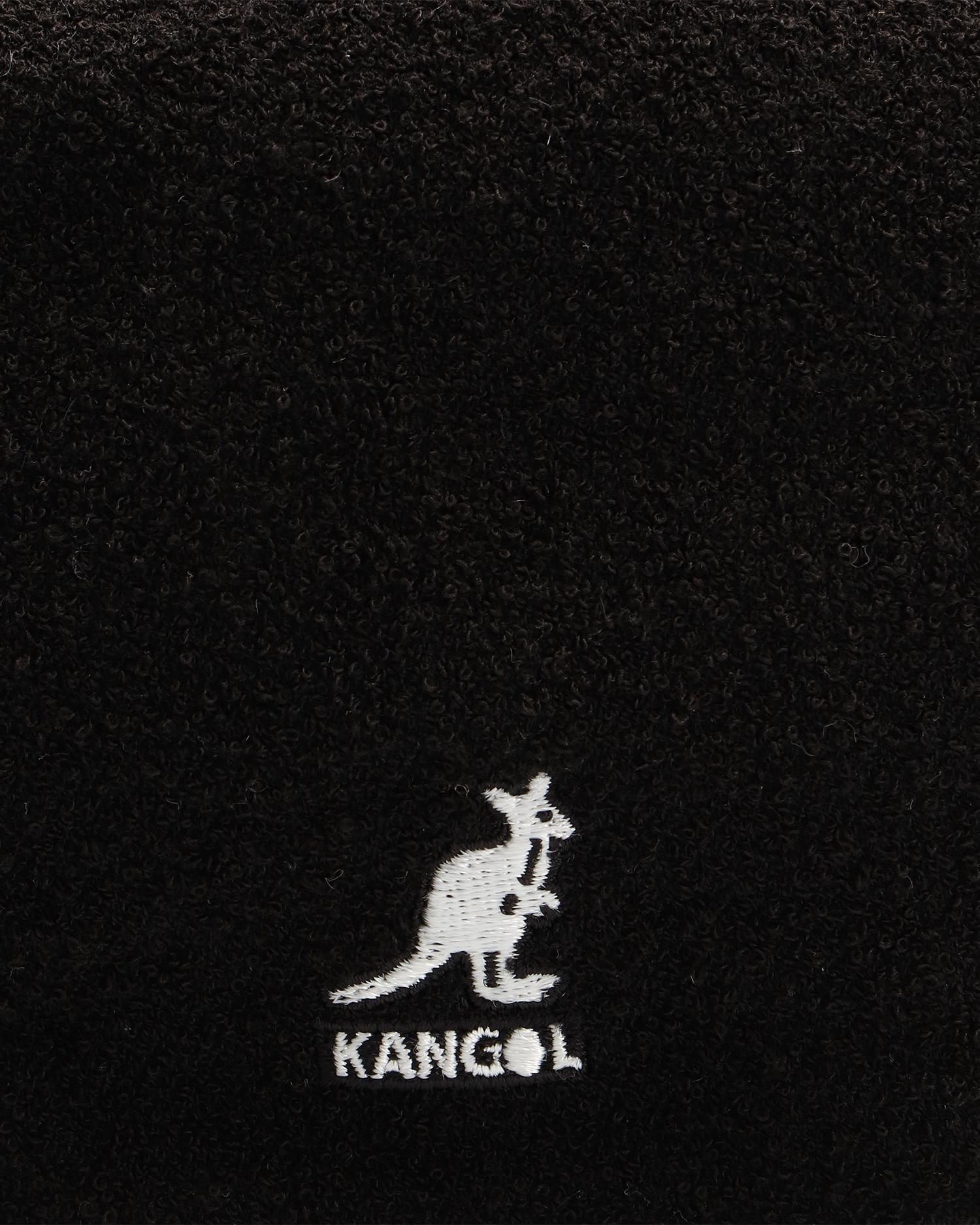 Kangol Bamboo Jax Beret Black