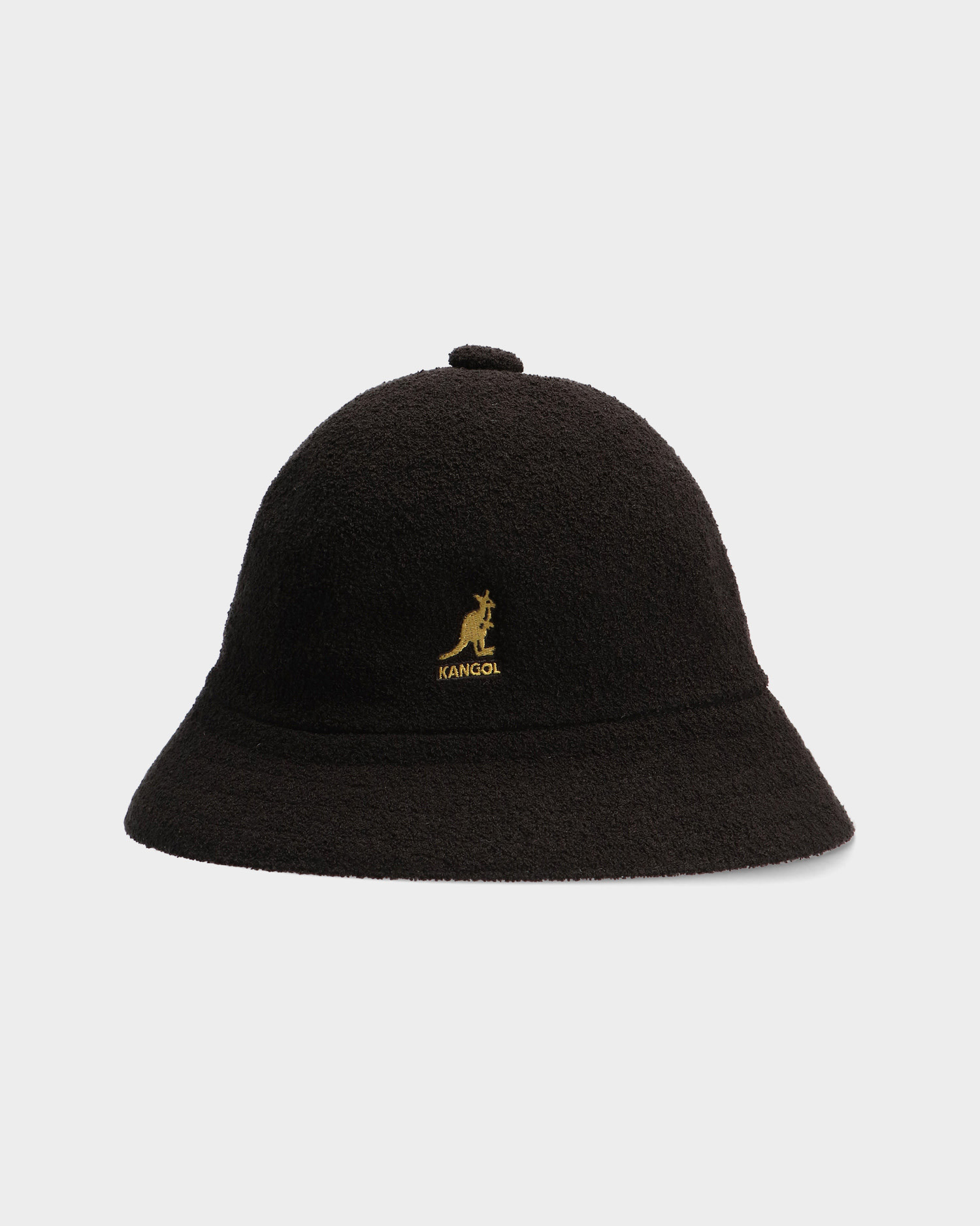 Kangol Bermuda Casual Black Gold