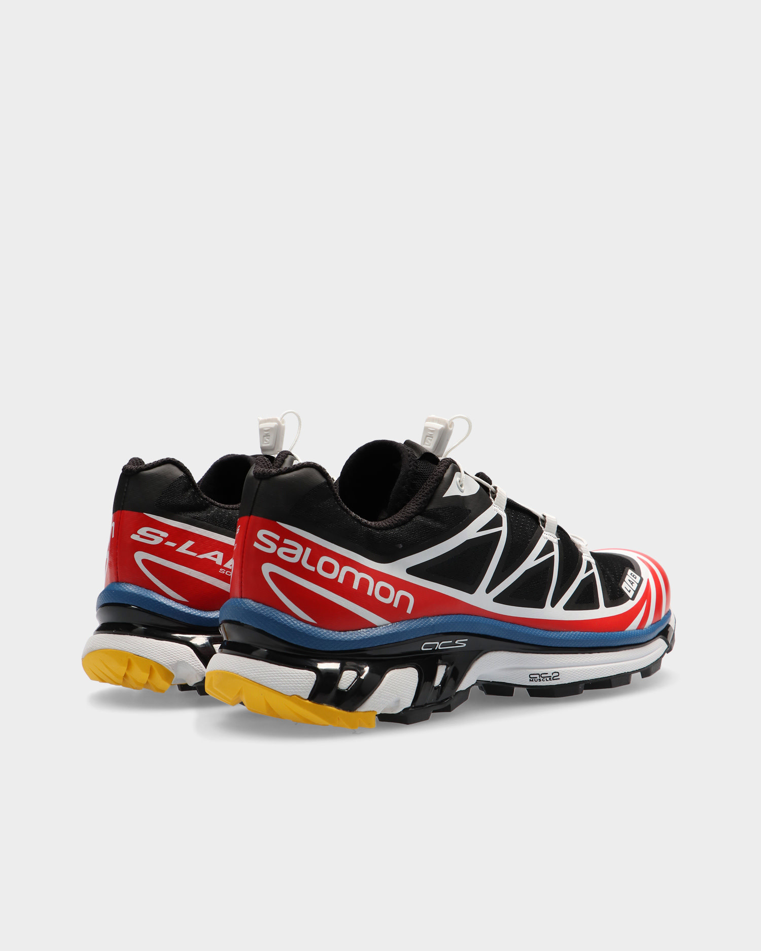 Salomon XT-6 Racing Black/White/Racing Red