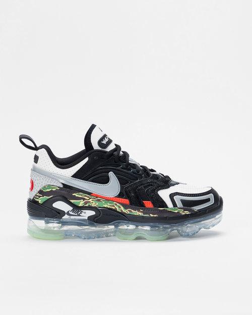 "Nike Nike Air VaporMax EVO NRG ""Collector's Closet"" Black/Clear-Metallic Silver-White"