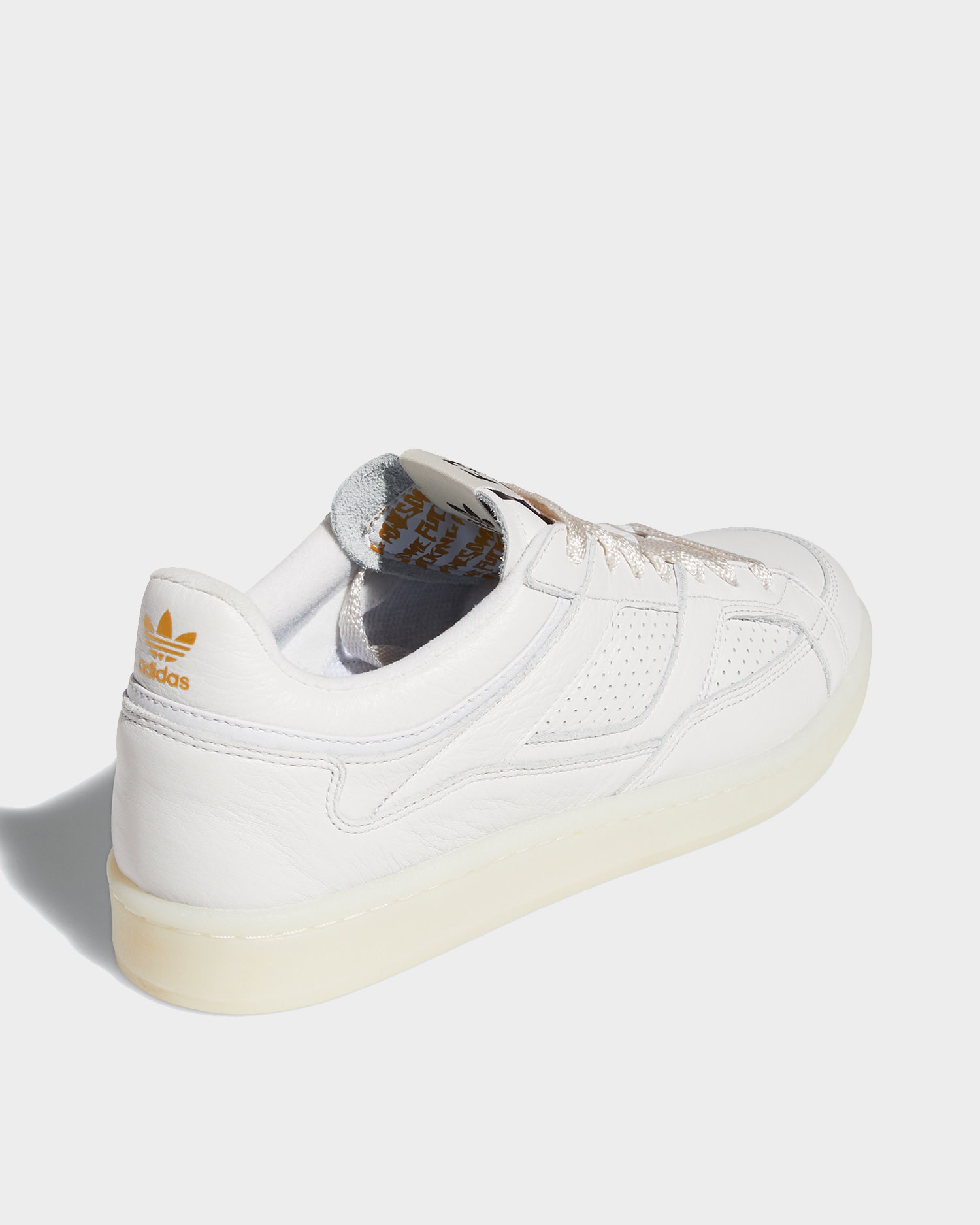 adidas Skateboarding x Fucking Awesome Experiment 2 white/white/gold