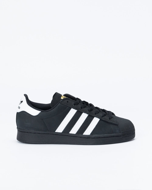 Adidas Adidas Superstar ADV Core Black/Footwear White/Gold Metallic