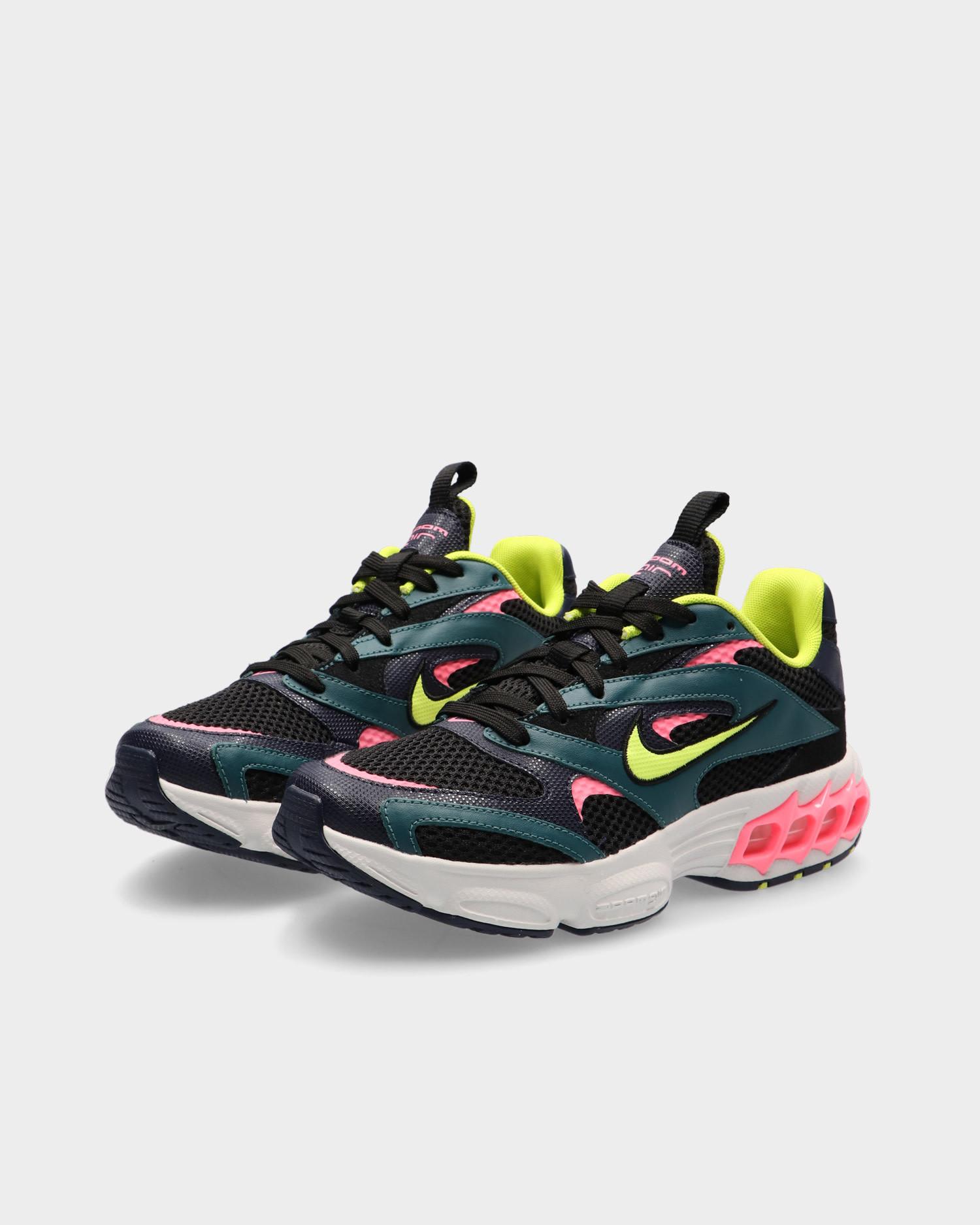 Nike Zoom Air Fire Dark Teal Green/ Cyber - Blackened Blue