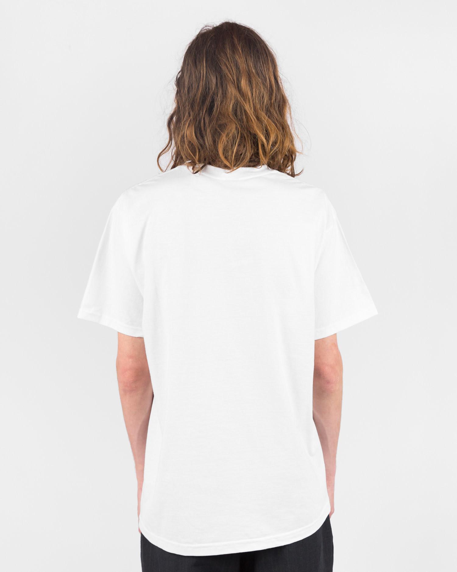 Lockwood LW Varsity T-shirt White/Green