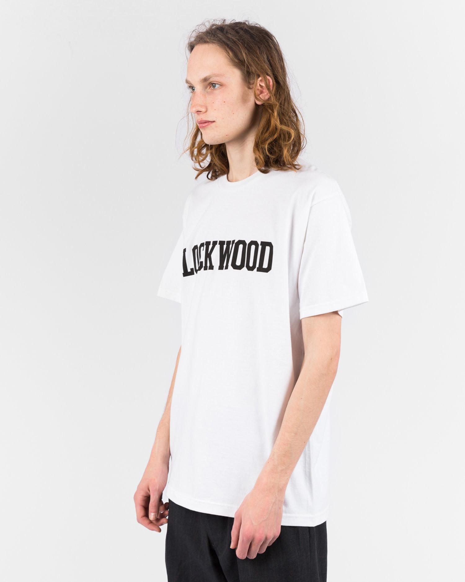 Lockwood OG Varsity T-shirt White/Black