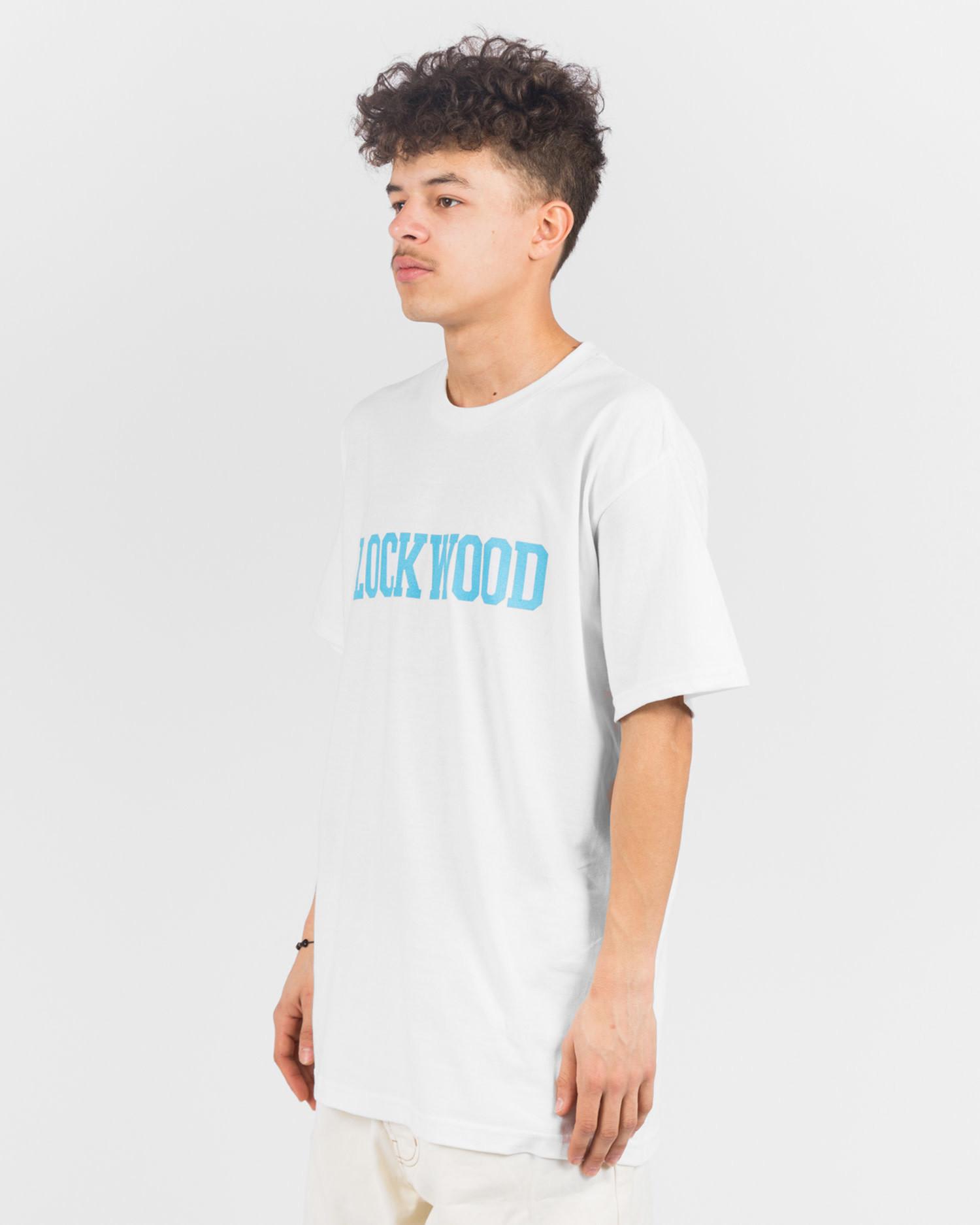 Lockwood OG Varsity T-shirt White/Blue