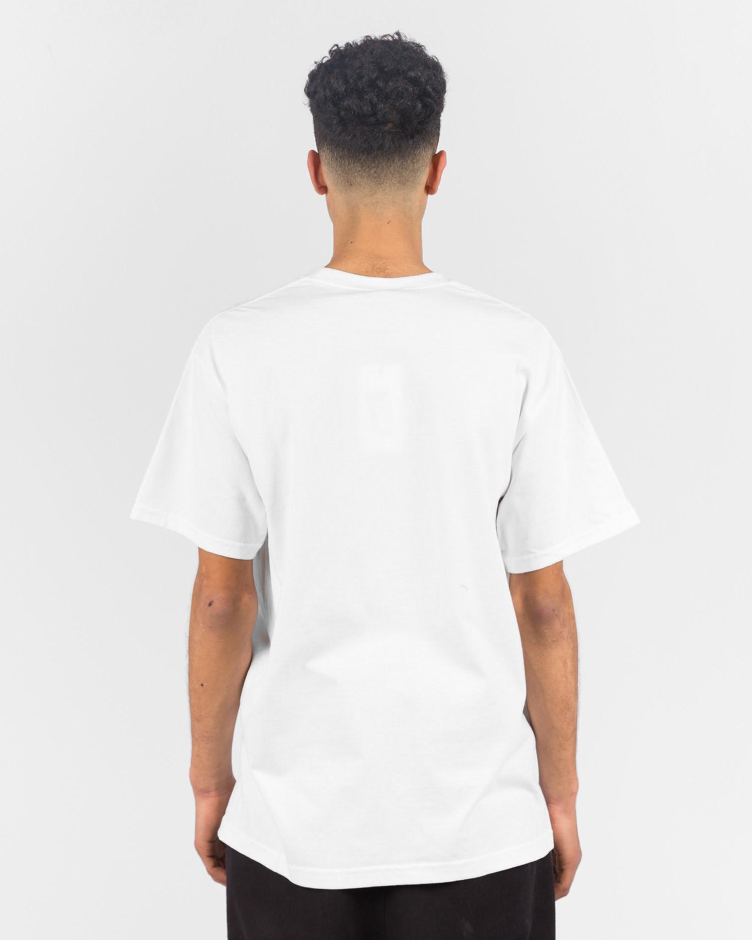 Lockwood OG Varsity T-shirt White/Yellow