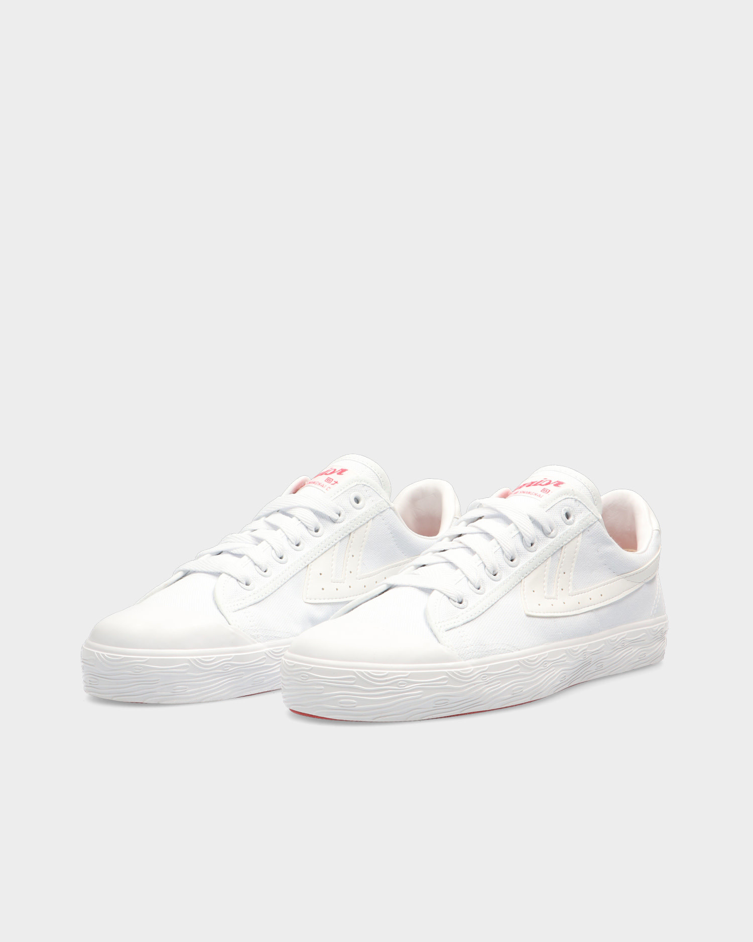 Warrior WB-1 White/White