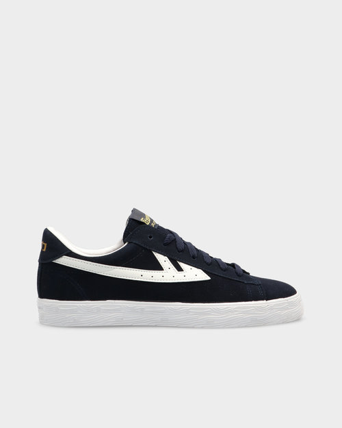 Warrior Warrior Dime Suede Navy/White