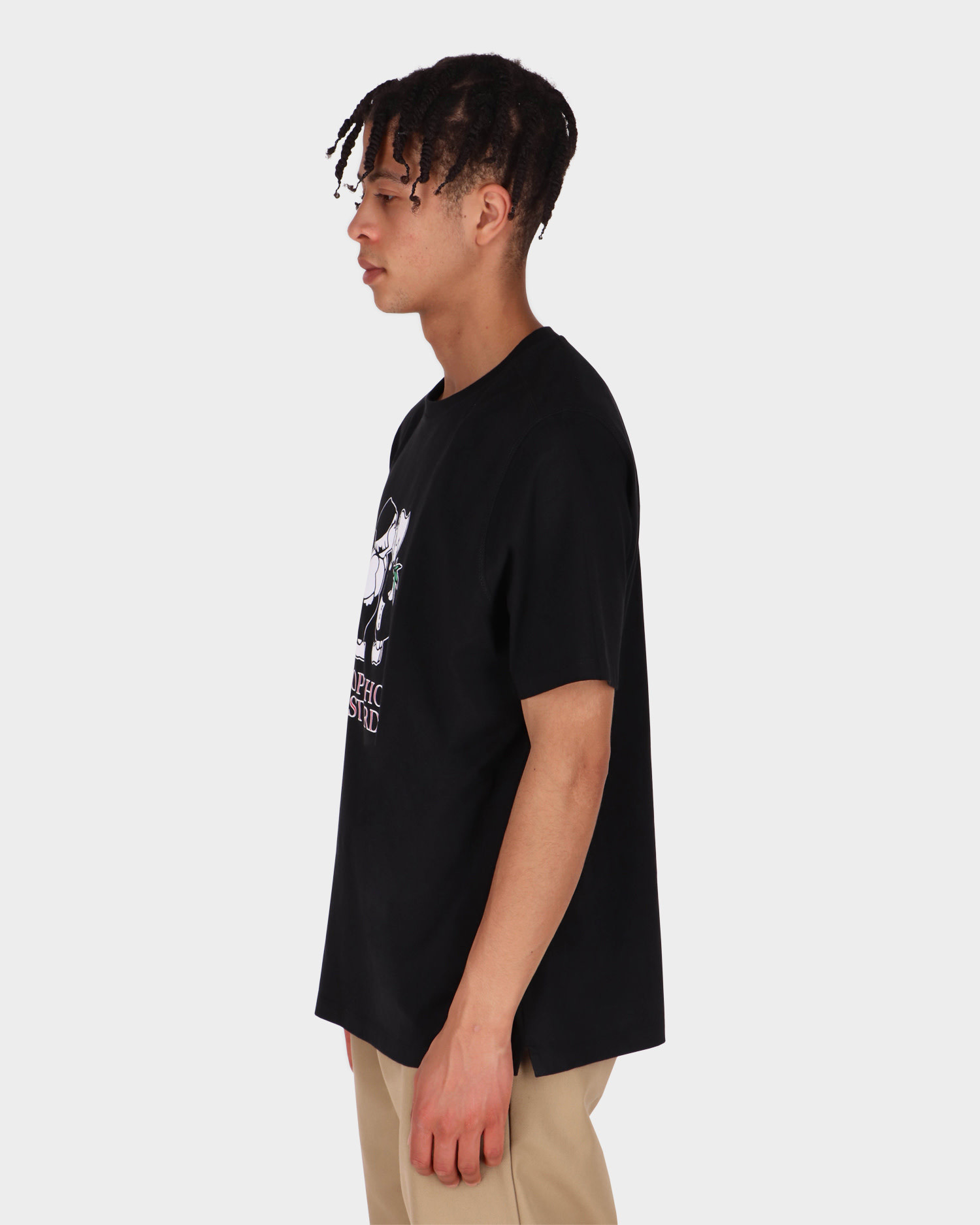 POP Trading Amsterdam T-shirt Black