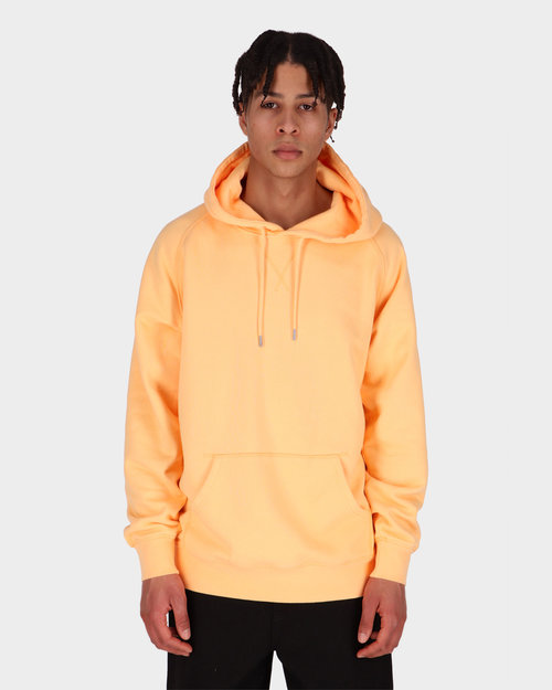 Pop Trading Co POP Trading Logo Hoodie Pepper Salmon
