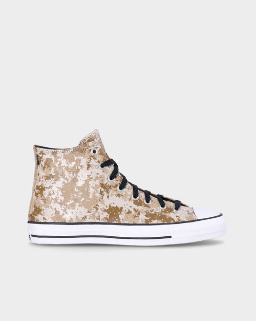 Converse Converse Chuck Taylor All Star Pro Digital Camo Hi  - Khaki/Black/White