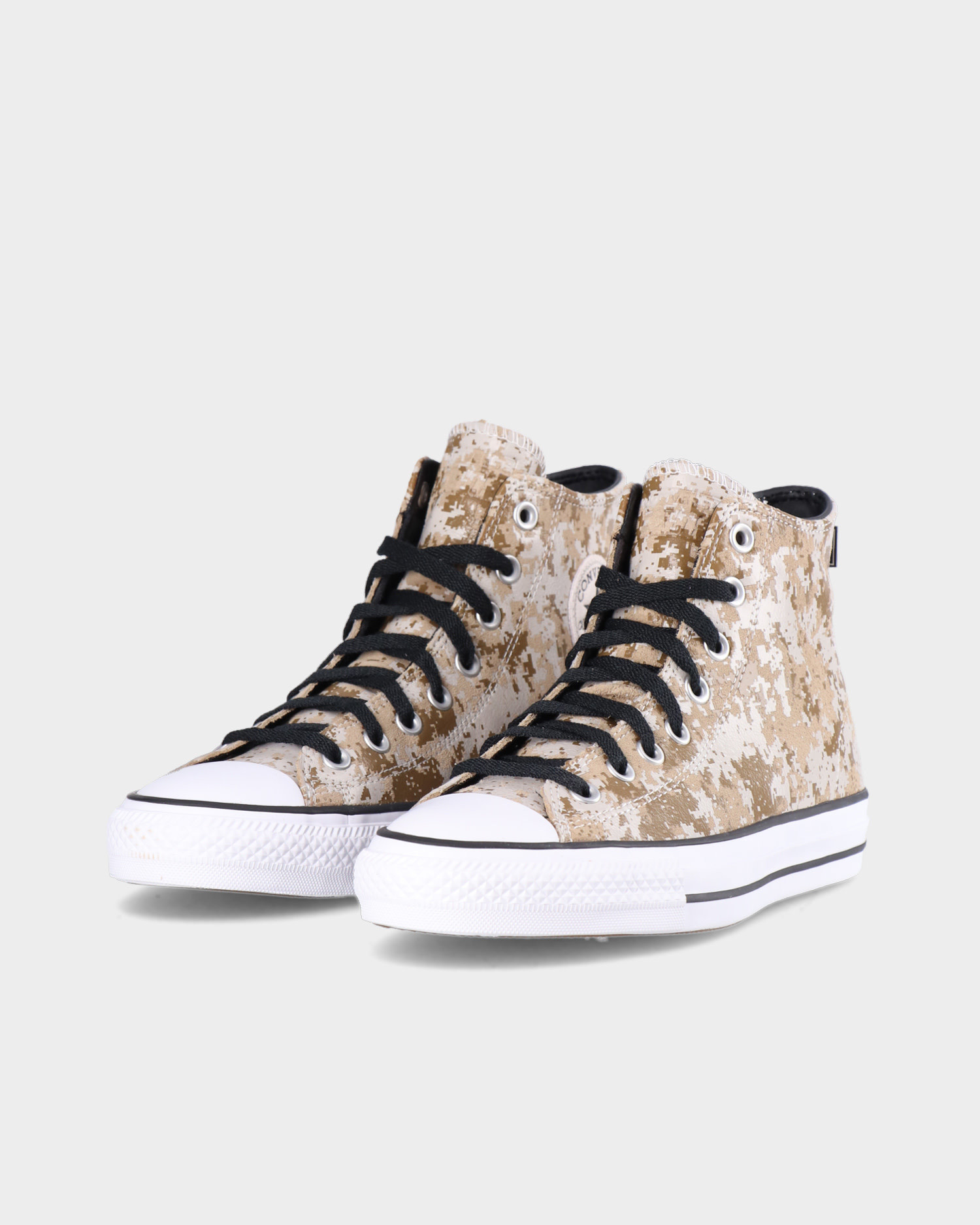 Converse Chuck Taylor All Star Pro Digital Camo Hi  - Khaki/Black/White