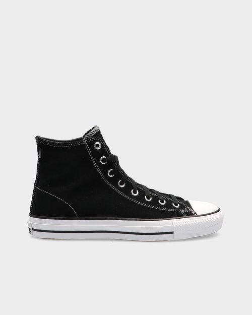 Converse Converse Ctas Pro Hi Black/Black/White