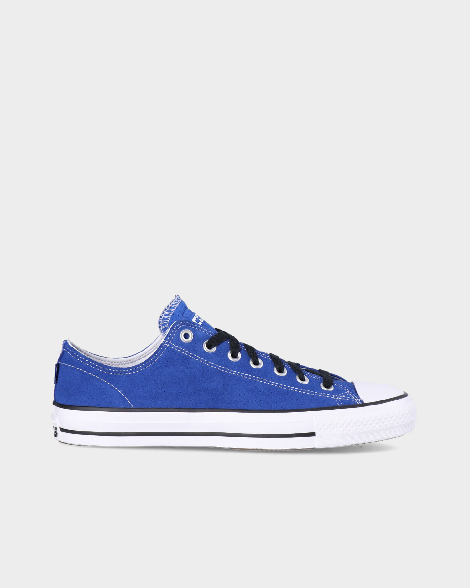 Converse Chuck Taylor All Star Pro Embossed Suede Ox Rush Blue/Black/White