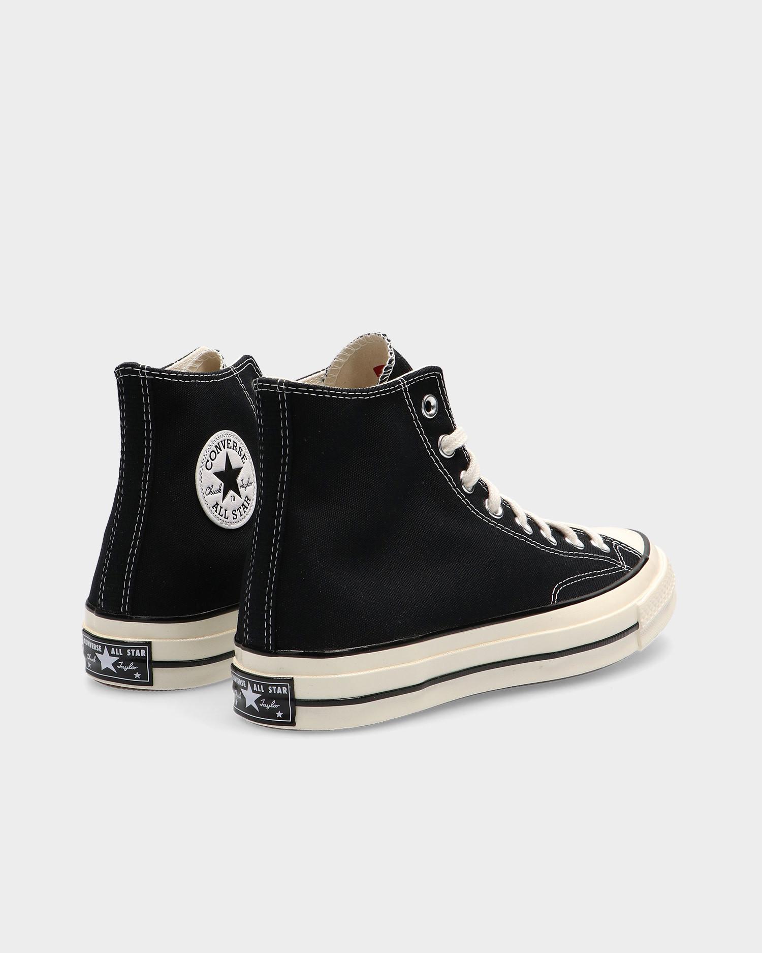 Converse Chuck 70 Hi Black/Black/Egret