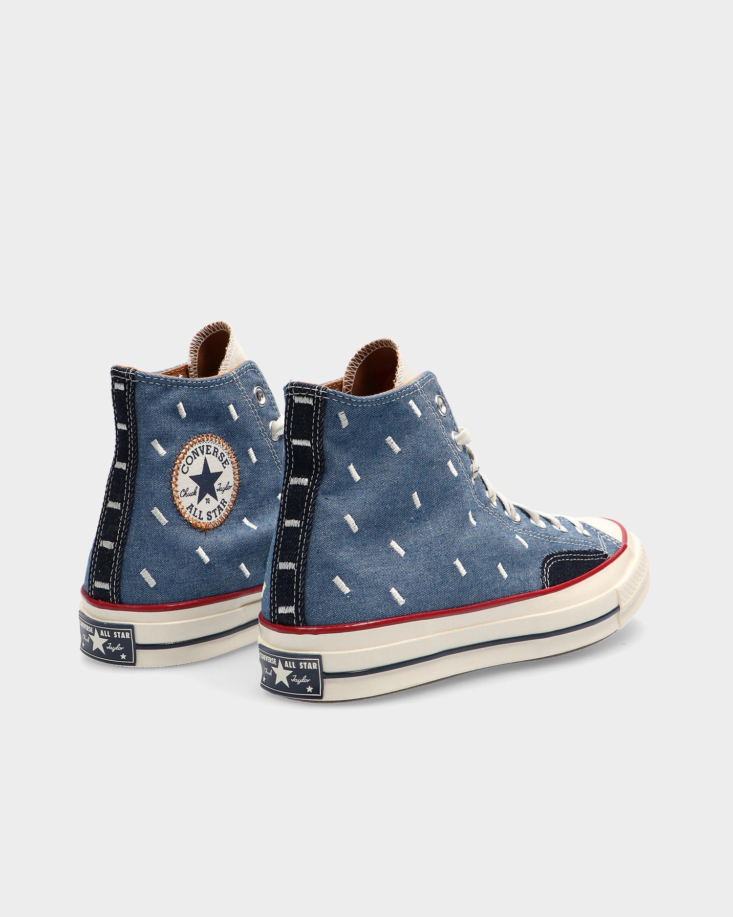 Converse Chuck 70 Hi Blue/Egret/Midnight Navy