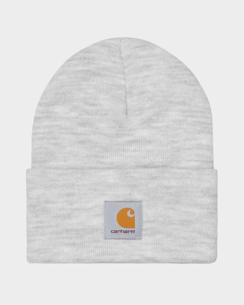 Carhartt Carhartt Acrylic Watch Hat Ash Heather