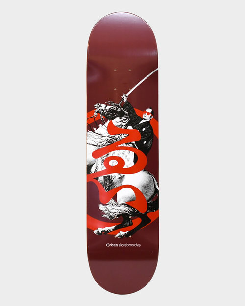 Evisen Evisen Deck Shogun Red 8.0