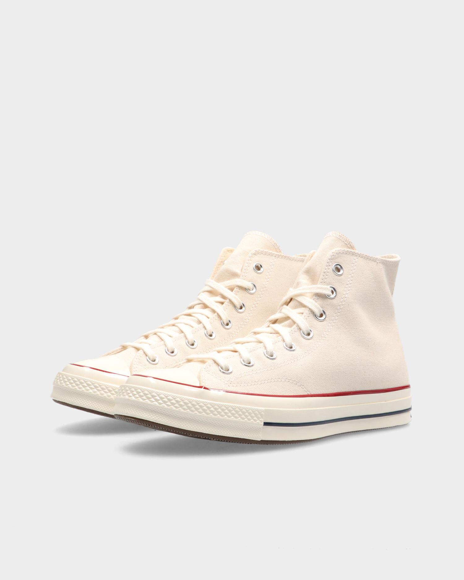 Converse Chuck 70 Hi Parchment/Garnet/Egret