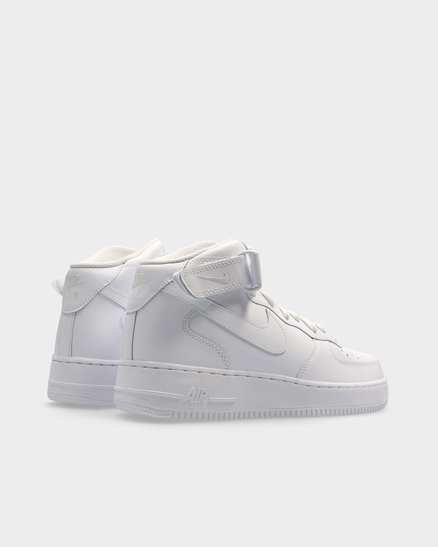 Nike Air Force 1 Mid'07 White/White