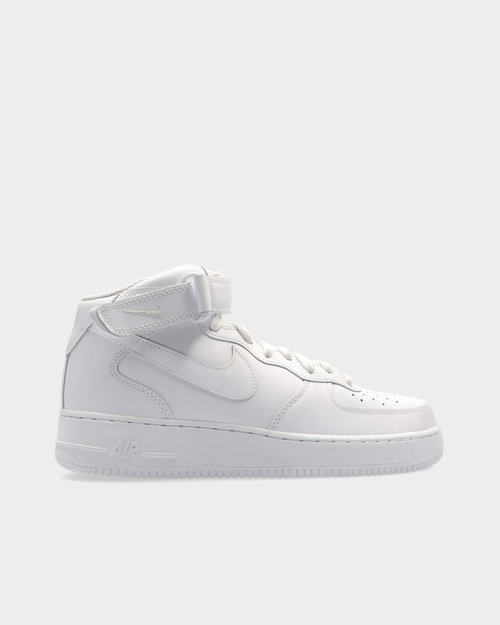 Nike Nike Air Force 1 Mid'07 White/White