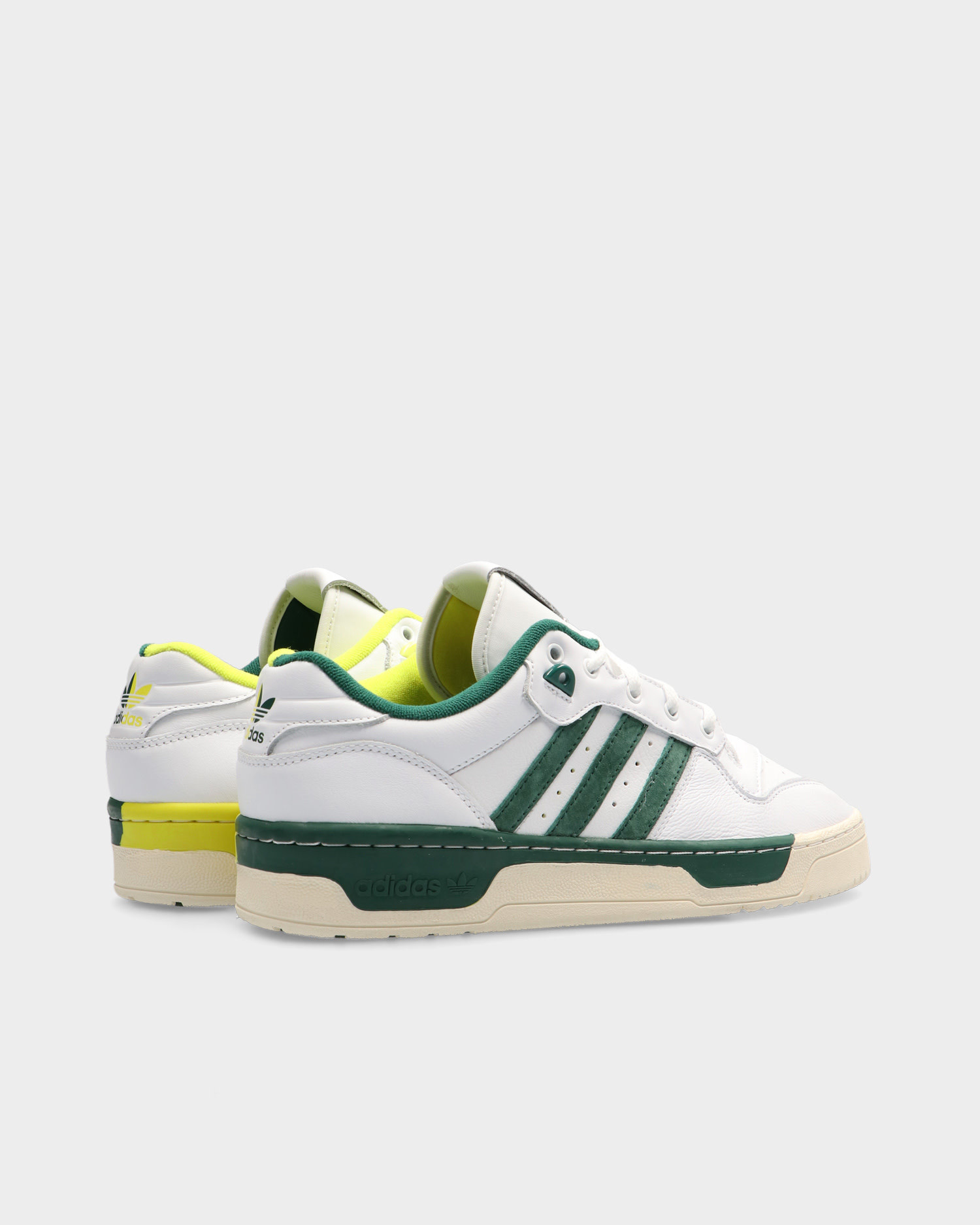 Adidas Rivalry Low Premium Ftwwht/Cwhite/Cgreen