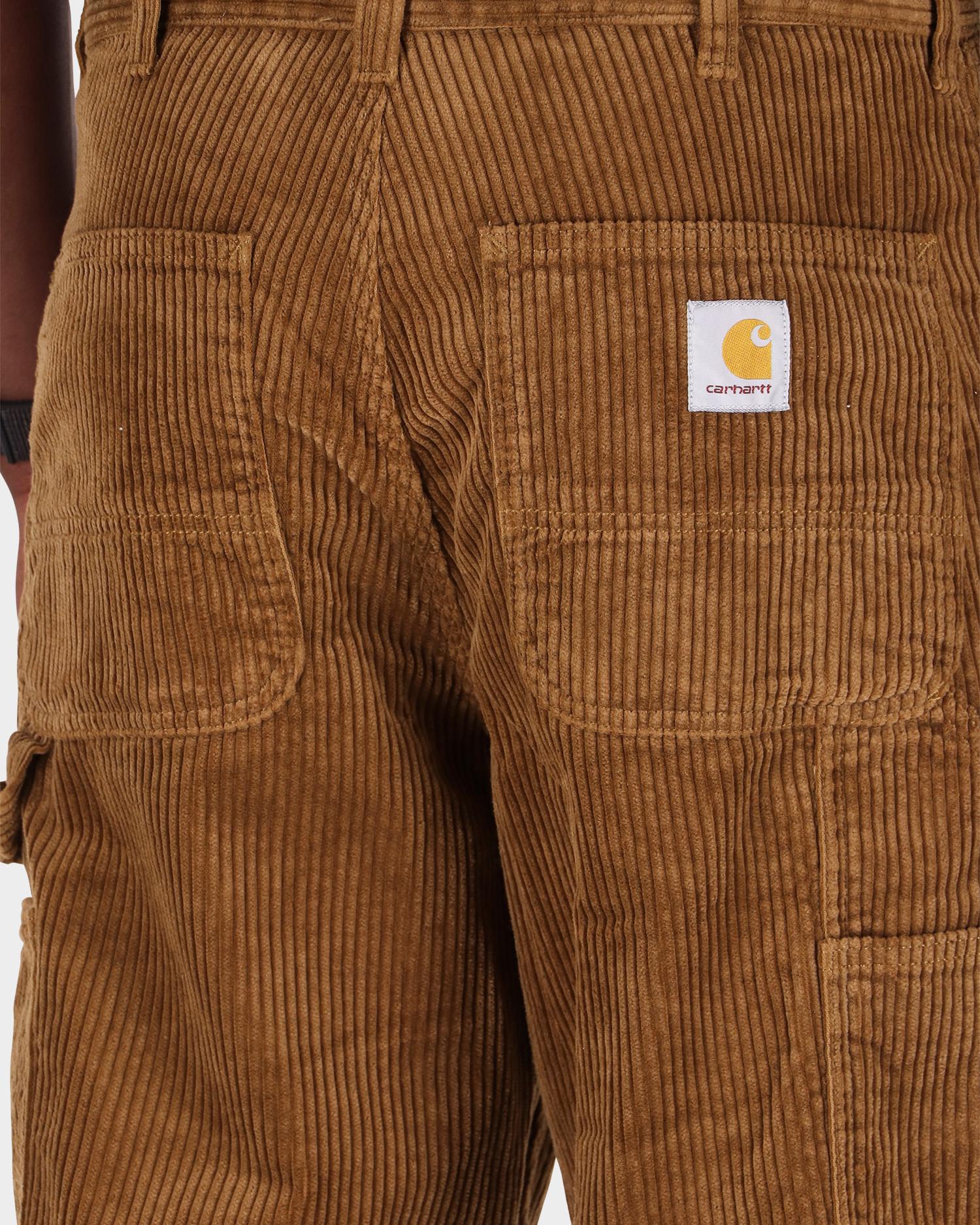 Carhartt Single Knee Pant Hamilton Brown rinsed