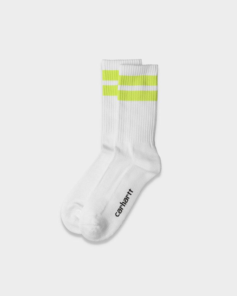 Carhartt Carhartt Jack Socks White/Limeade