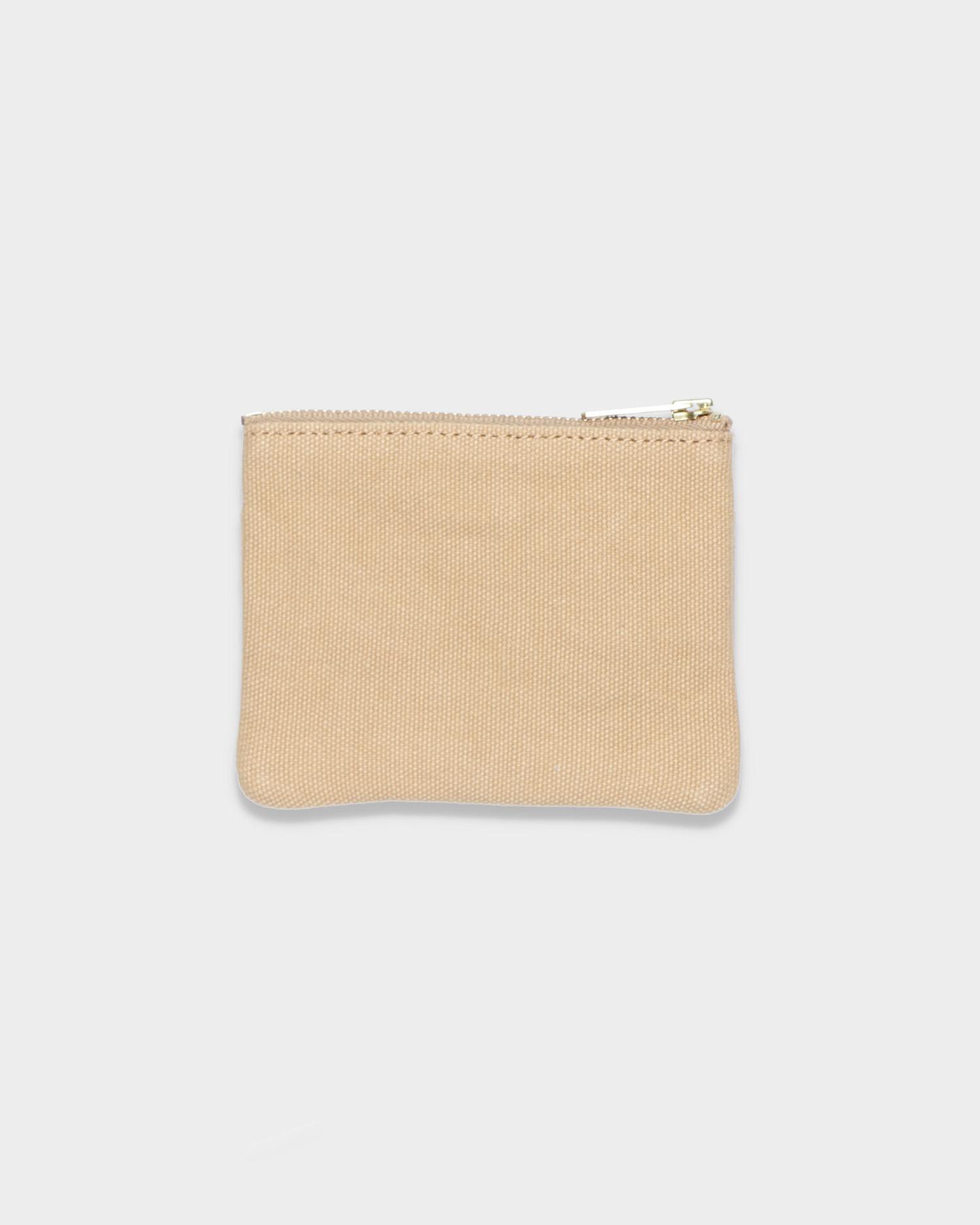 Carhartt Canvas Wallet Dusty H Brown/Black