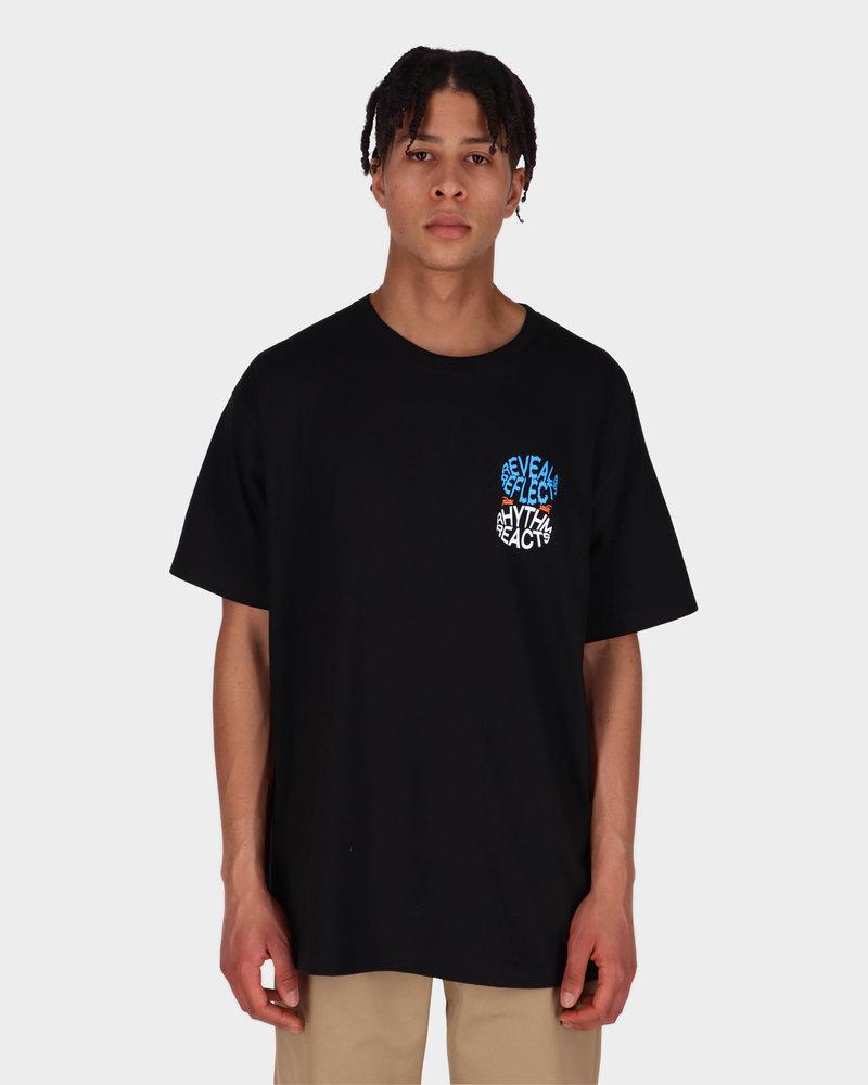Patta Patta Reveal Reflect T-shirt Black