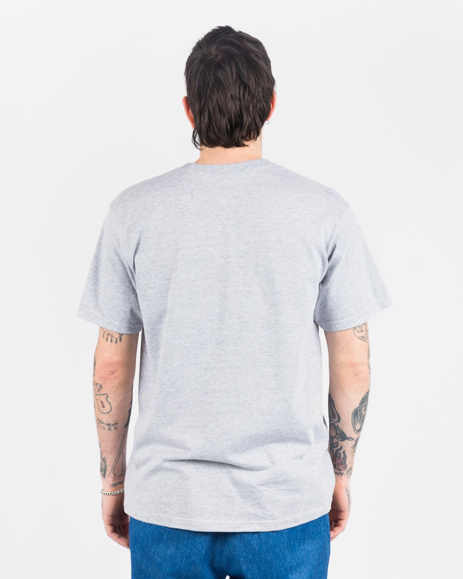 Lockwood OG Varsity T-shirt Yellow/Blue