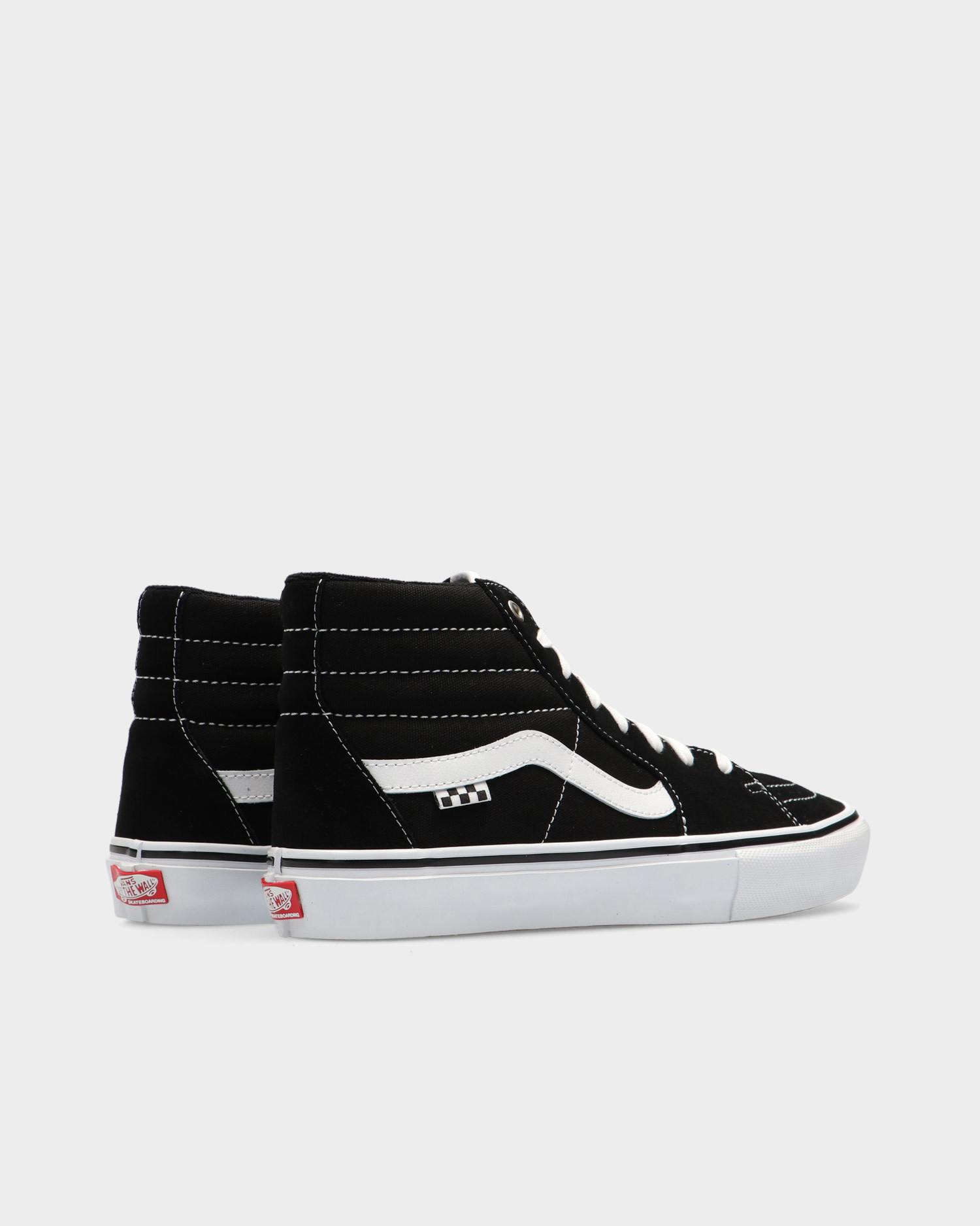 Vans SK8-HI Skate Classic Black/White