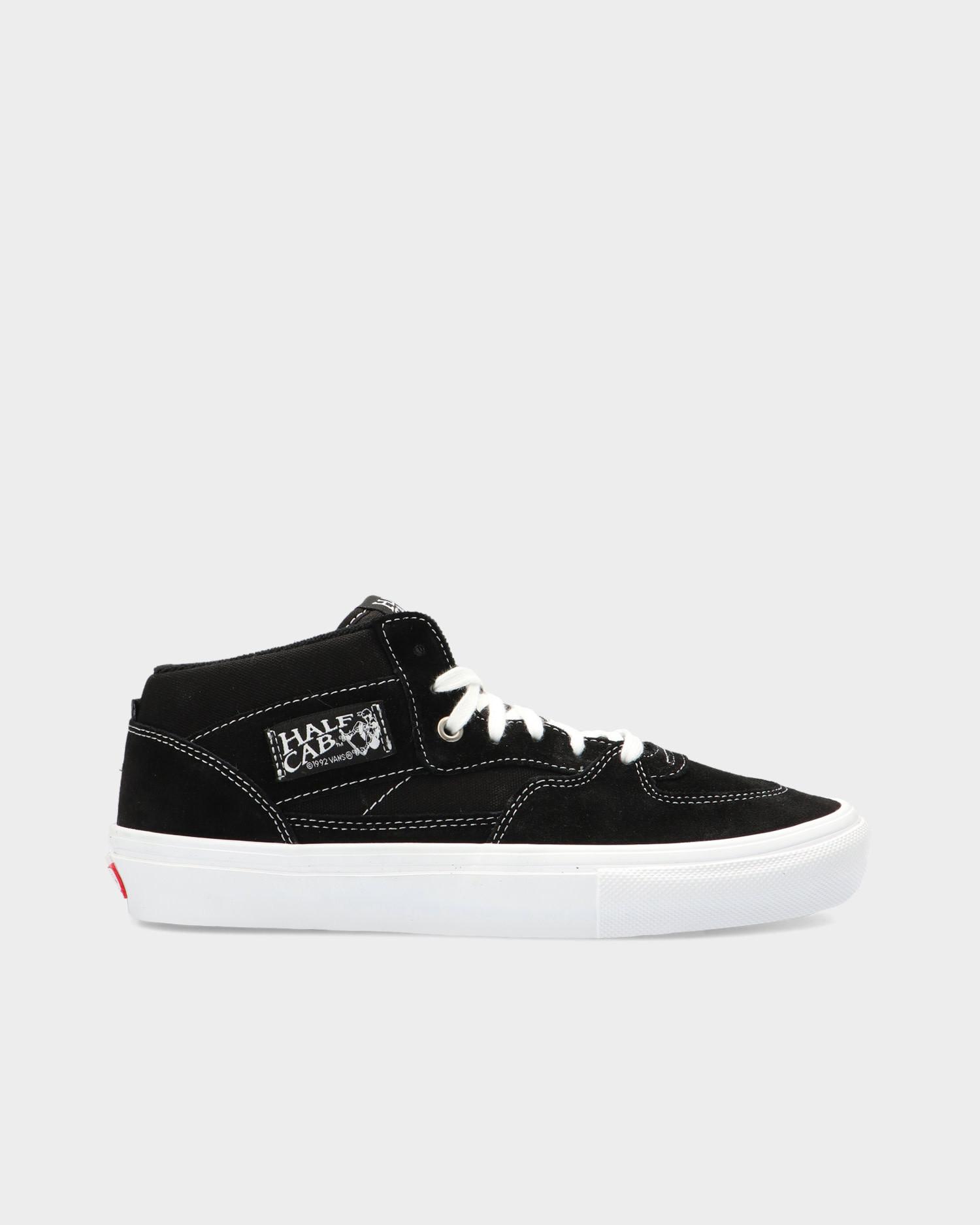 Vans Skate Half Cab Black/White
