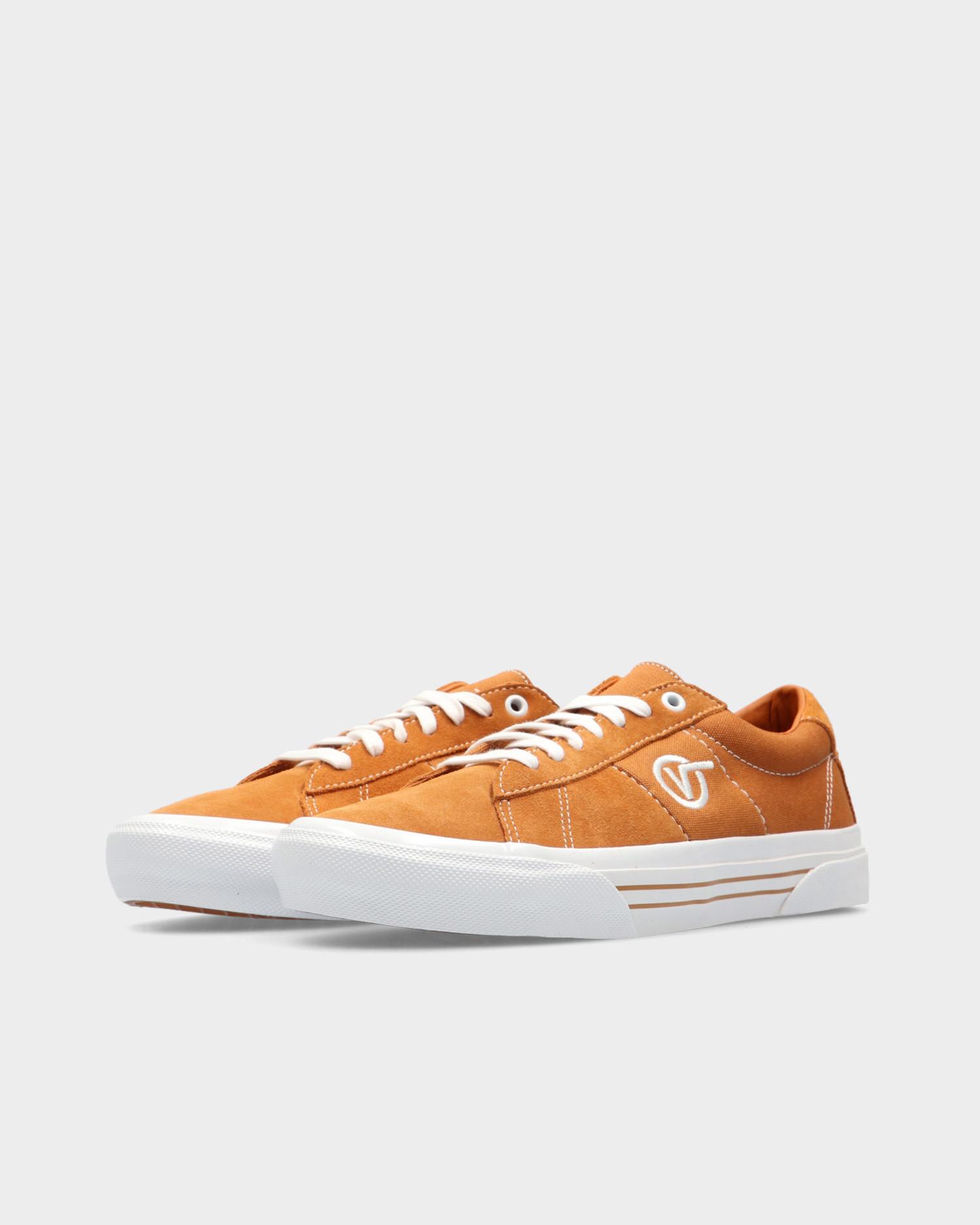 Vans Skate Sid Pumpkin/White