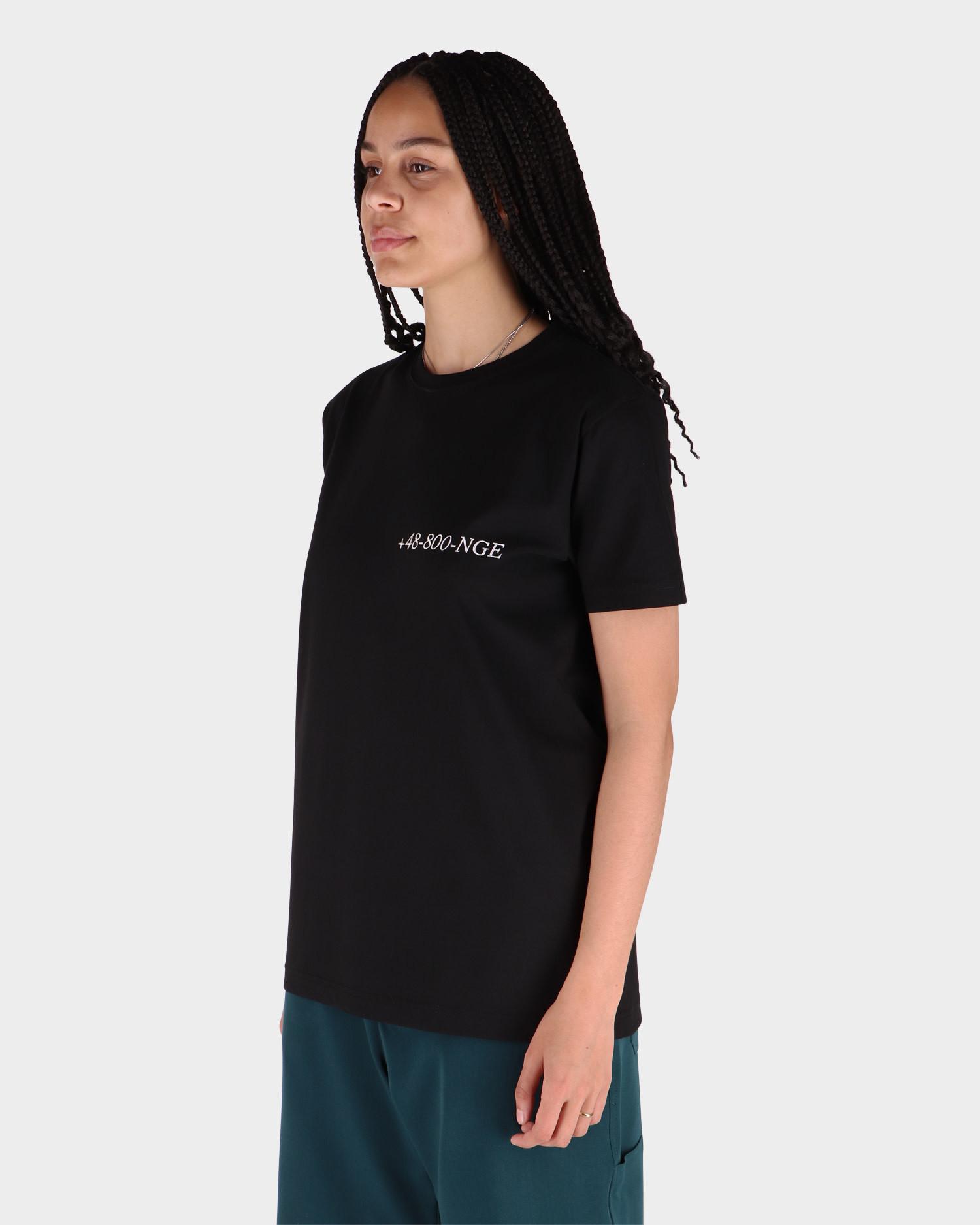 Neige Call Me T-Shirt Black