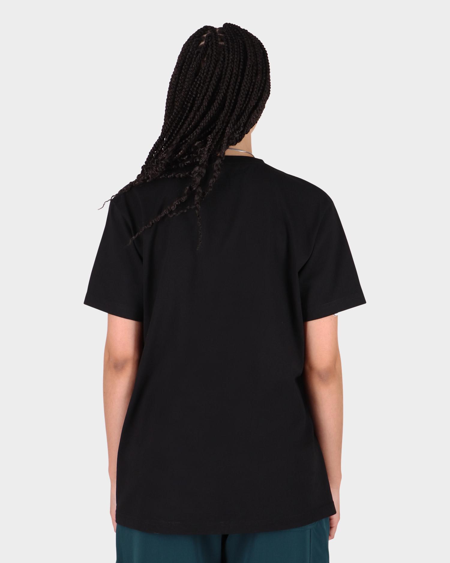 Neige Glass Face T-Shirt Black
