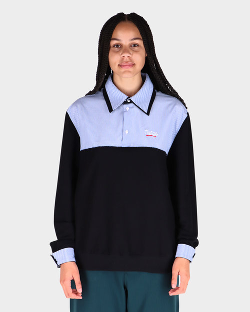 NEIGE Neige Shirt Top Black/Blue