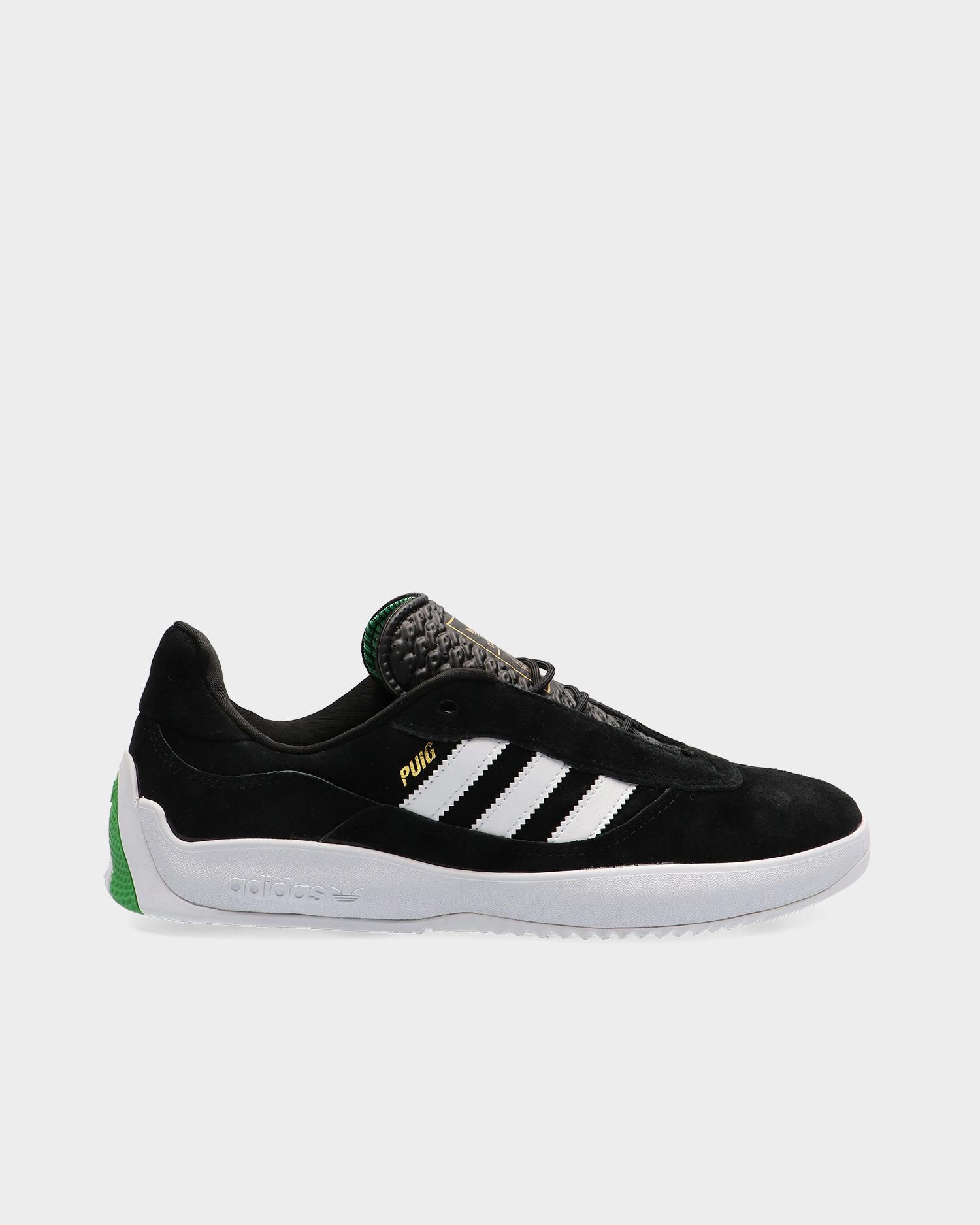 Adidas Puig Cblack/Ftwwht/Vivgrn