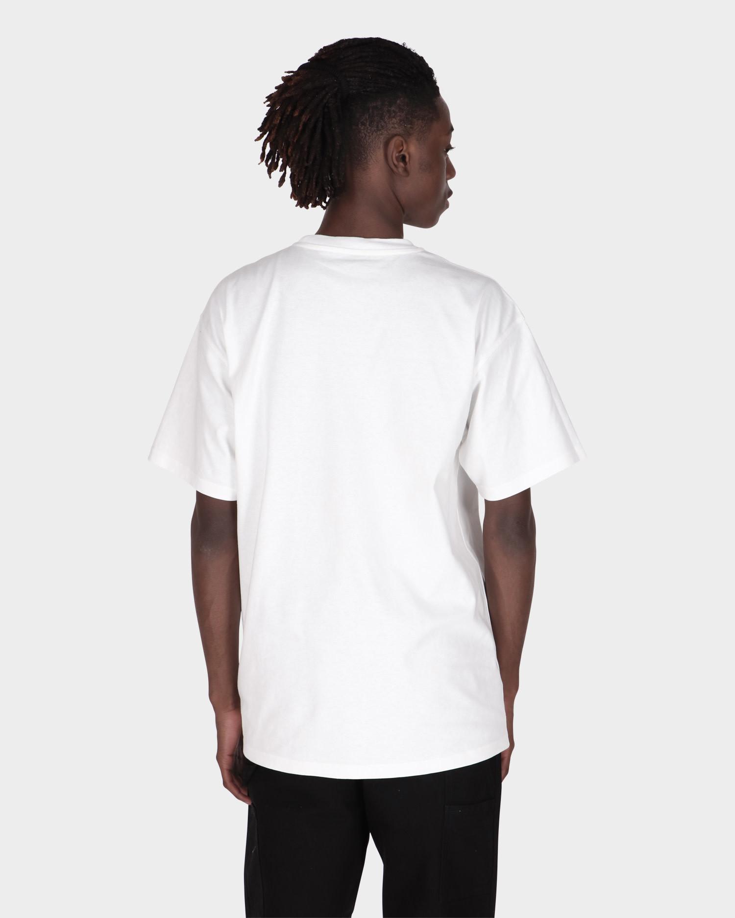 Carhartt American Script T-shirt Organic White