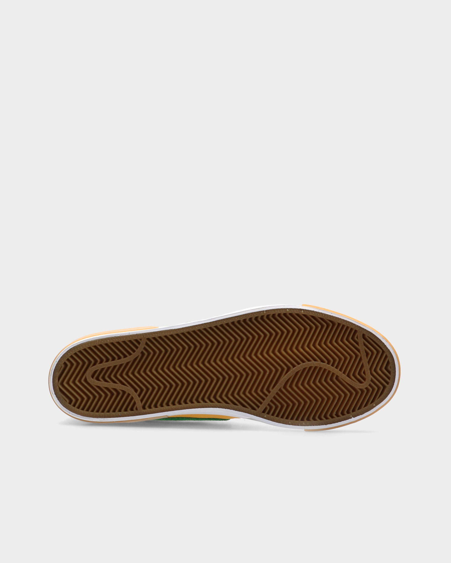 Nike sb zoom blazer mid edge Safety Orange/ Lucky Green
