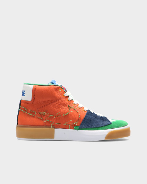 Nike Nike sb zoom blazer mid edge Safety Orange/ Lucky Green