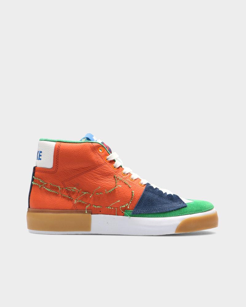 Nike Nike sb zoom blazer mid edge Safety Orange/ Lucky Green