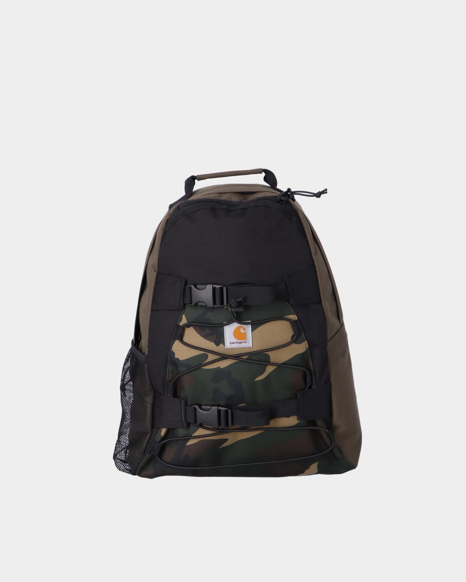 Carhartt Kickflip Backpack Black Multicolor