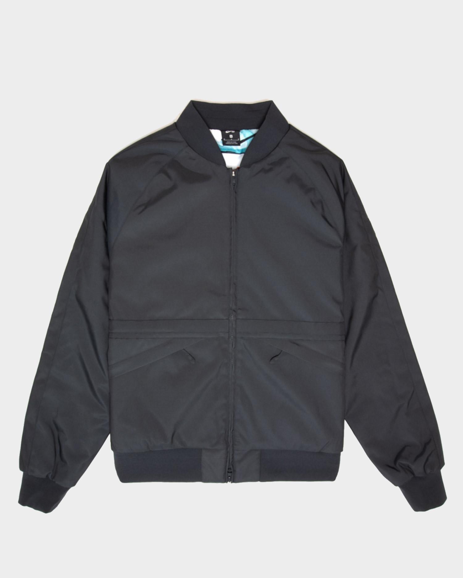 Nike SB Orange Label Dunk Jacket Dark Smoke Grey