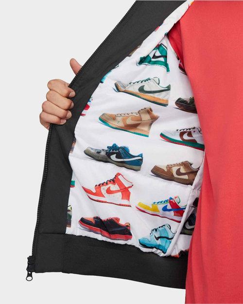 Nike Nike SB Orange Label Dunk Jacket Dark Smoke Grey