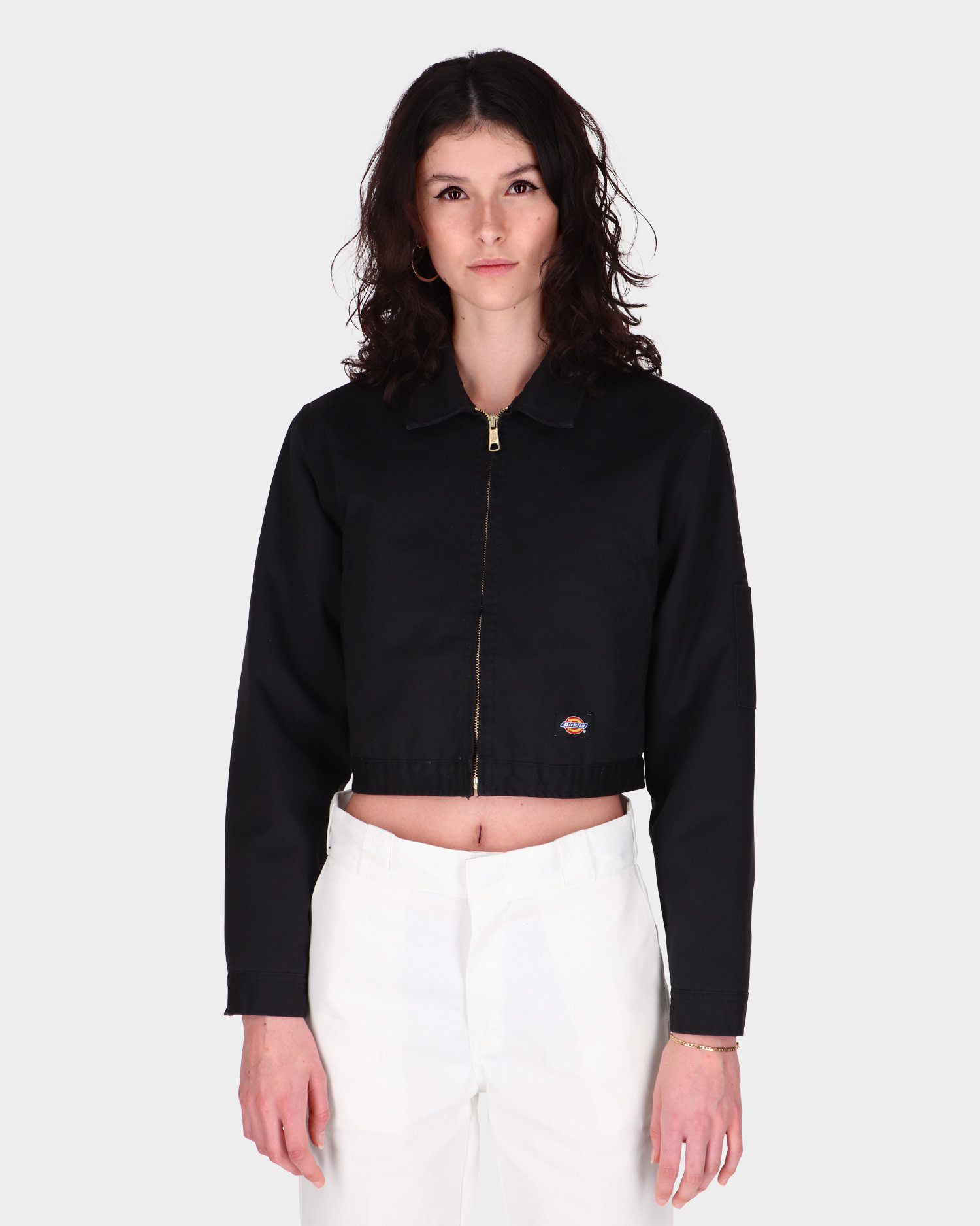 Dickies Kiester Woman Jacket Black