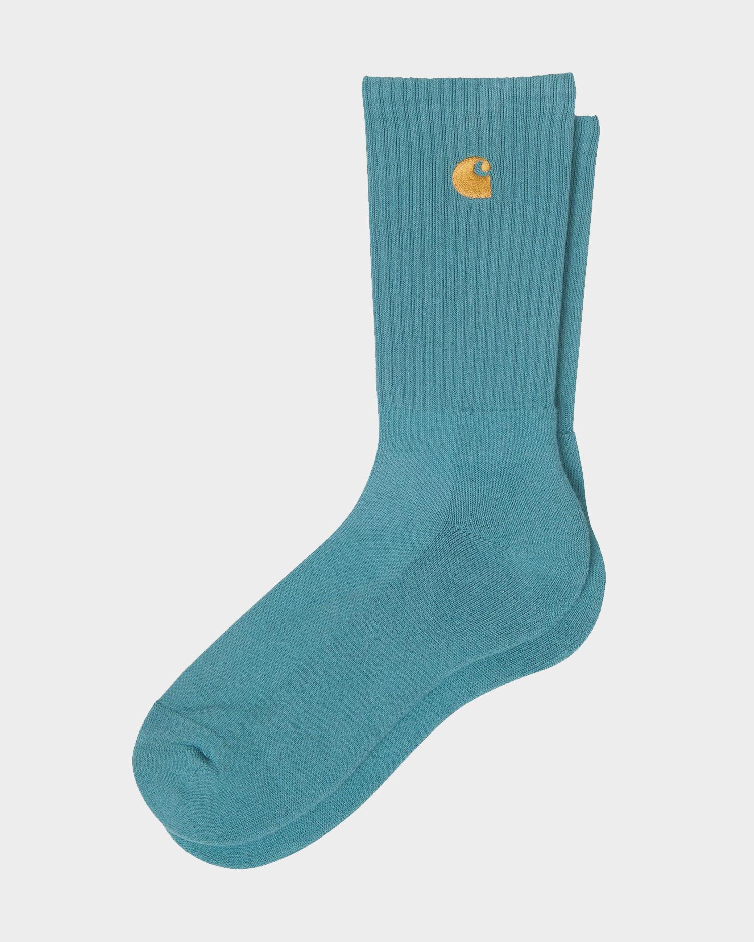 Carhartt Chase Socks Hydro/Gold