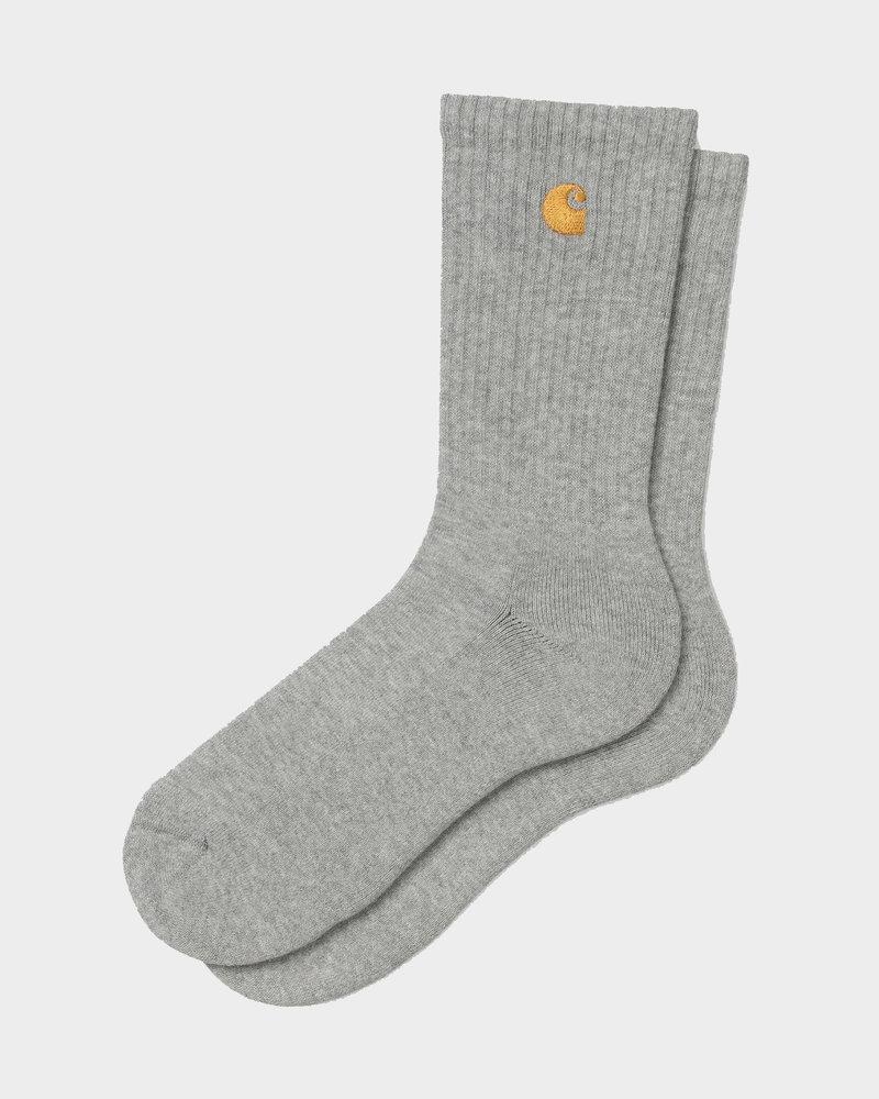 Carhartt Carhartt Chase Socks Grey Heather/Gold